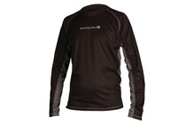 Endura Cairn L/S T-Shirt black/grey